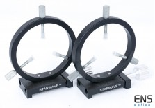 Starwave Guide Scope Rings with 2x Mini Losmandy Dovetail Clamp