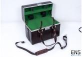 Vintage PU Leather Film Camera Case Brown Stunning! - Canon Nikon Sony