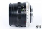 Minolta 55mm MC Rokkor-PF f1.7 lens, MD SR mount