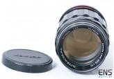 Super Komura 100mm F/2.5 M42 Vintage Fast Prime Portrait Lens - Rare!