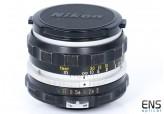 Nikon Nikkor H Auto 50mm F2 Pre AI Prime Scalloped Manual Lens - 775250