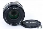 Nikon 50mm f/1.8 Ai-S Nikkor standard prime lens - Nice! 3224147