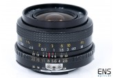 Carl Zeiss Jena 28mm F/2.8 Wide Angle Prime Lens - Nikon AI fit
