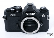 Nikon FM2n 35mm film SLR Black camera body Super Clean! 8709872