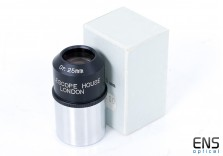 Circle-T/Telescope House 25mm Orthoscopic Eyepiece  - Boxed Stunning Condition