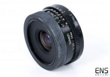 Tamron 28mm F/2.5 02B Adaptall 2 Wide Angle Lens 441178 - Nikon Canon Pentax fit