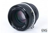 Nikon 50mm f/1.8 Ai-S Nikkor standard prime lens - Superb! 3144209