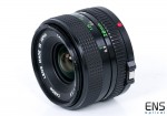 Canon 28mm f/2.8 FD wideangle prime lens manual focus 5900381