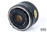 Canon 28mm f/2.8 FD wideangle prime lens manual focus 5900381