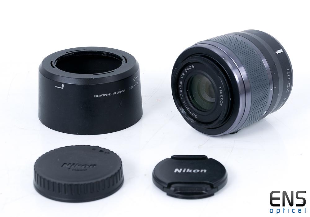 Nikon 1 30-110mm f/3.8-5.6 Nikkor VR Lens in Black *479