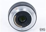 Nikon 1 10mm f/2.8 Nikkor Pancake Mirrorless Wide Angle Prime Lens in Black *658