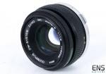 Olympus 50mm f/1.8 OM F.Zuiko Auto-S Standard prime lens 3117006 *READ*