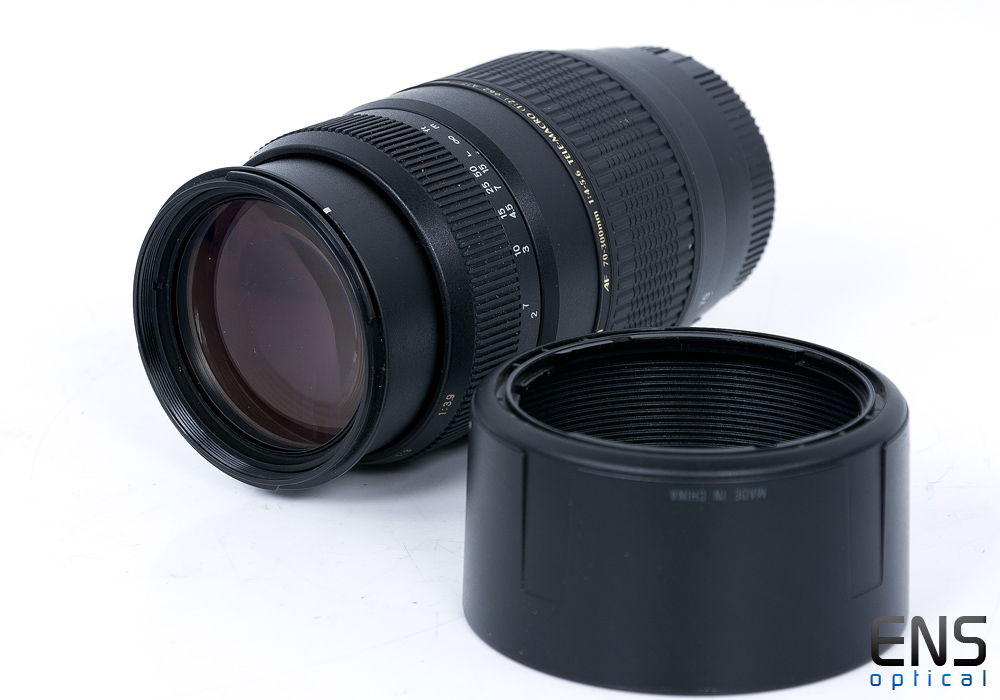 Tamron 70-300mm F4-5.6 AF LD DI Macro Zoom Lens - Canon EF Fit 484956