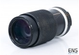 Nikon 75-150mm F/3.5 E Series AI-s Zoom Manual Lens - *READ*