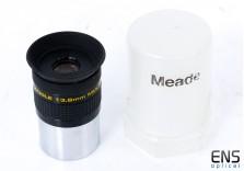 "Meade 13.8mm SWA 1.25"" Super Wide Angle Eyepiece - Vintage Japan"