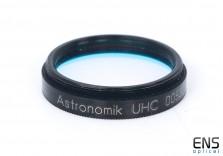 """Astronomik 1.25"""" UHC Nebular & Deep Sky Filter"""