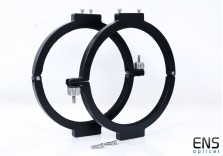 232mm CNC Black Tube Rings
