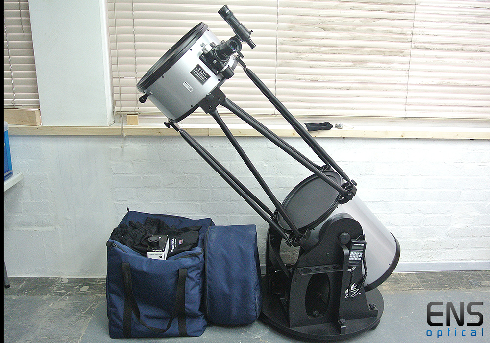 "Orion SkyQuest XX14i 14"" IntelliScope Push-to Dobsonian Telescope Mint £1900RRP"