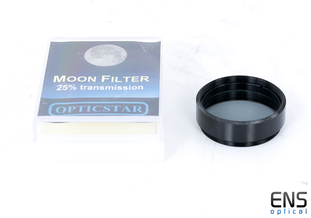 """Opticstar 1.25"""" Moon Filter 25% Transmission"""