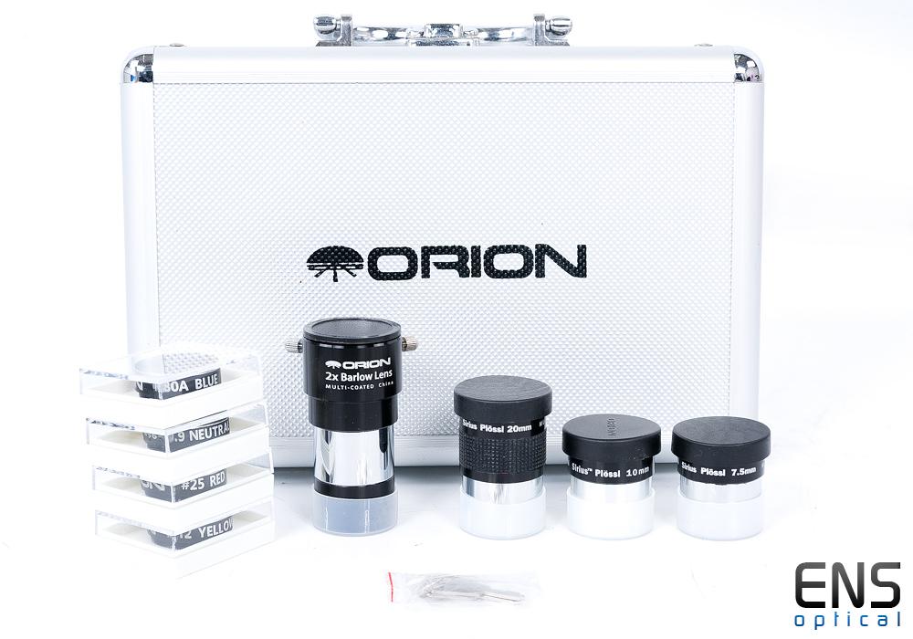 Orion 1.25inch Eyepiece & Filter Set