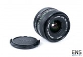 Canon 28mm f/2.8 FD wideangle prime lens manual focus 912896 JAPAN