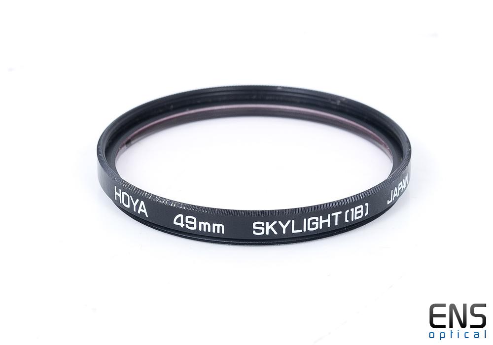 Hoya 49mm HMC Skylight 1B Screw in Filter by Hoya