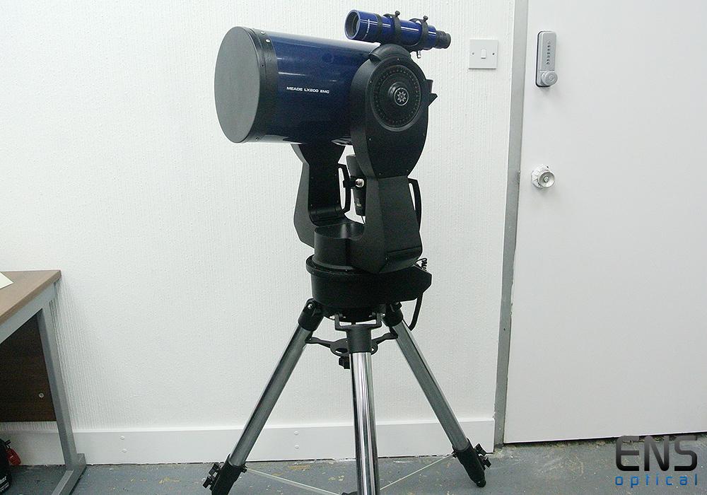 "Meade 8"" LX200  GPS Autostar Goto PC Controlled Telescope & Tripod £2800 RRP"