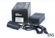 Expro AC Adapter for Canon 5D, 6D, 7D, 60D - Mint Boxed