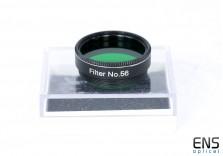 "1.25"" Green Filter No.56"