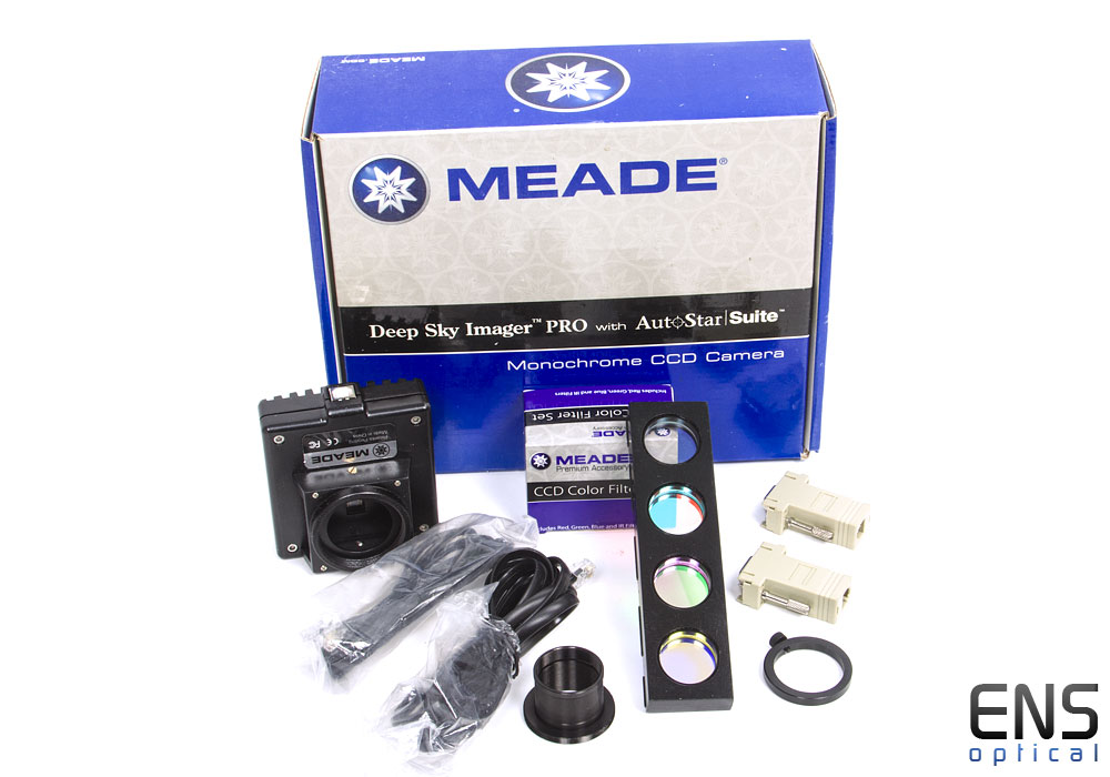 Meade deep sky imager pro manual