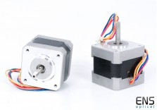 Skywatcher Replacement DEC Stepper Motor For EQ6 Pro - 1x New 1x Faulty