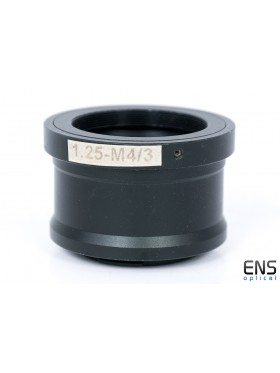 4/3 Fourthirds to T2 Adapter Ring