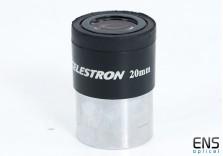 "Celestron 1.25"" 20mm Eyepiece"