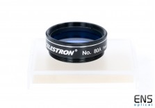 Celestron 1.25 No. 80A Blue Filter