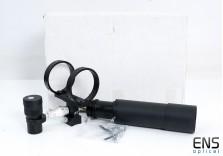 William Optics 50mm Finder/Guider Scope & Bracket - Boxed