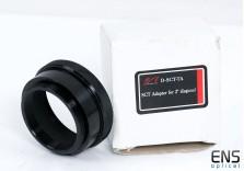 "William Optics SCT Adapter for 2"" Diagonals - D-SCT-TA"