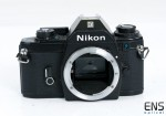Nikon EM 35mm Classic SLR Film Camera - Ideal Student or Course Camera -  JAPAN