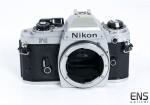 Nikon FG 35mm Classic SLR Film Camera - 8457610 - JAPAN