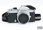 Nikon Nikkormat FT3 35mm Classic SLR Film Camera - 6023892 - JAPAN