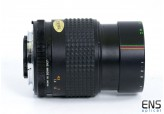 Makinon 135mm F2.8 MC Auto Lens - Nikon AI Fit - 848965 - *READ*