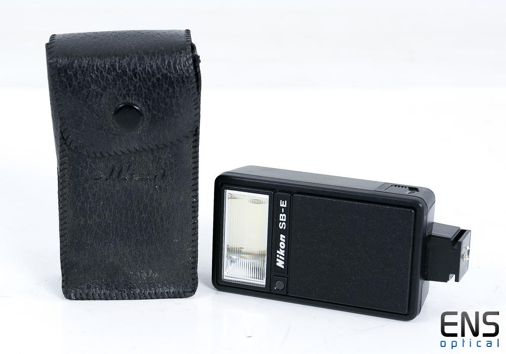 Japanese Nikon Speedlight SB-E - 868937 - JAPAN