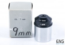 """Circle-T 9mm Orthoscopic Eyepiece 1.25"""" - Boxed"""