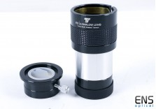 """TS Teleskop service 2x ED 2"""" Barlow lens with 1.25"""" adapter"""