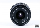 Canon 28mm f/2.8 FD Wide Angle Prime Lens - 944023 JAPAN *READ*