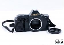 Canon T70 Multi Program Auto Film Transport SLR - 1799166 JAPAN