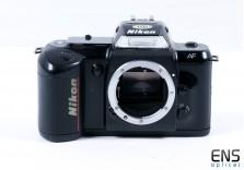 Nikon F-401 35mm Film SLR Camera Body Only - 2090832 JAPAN