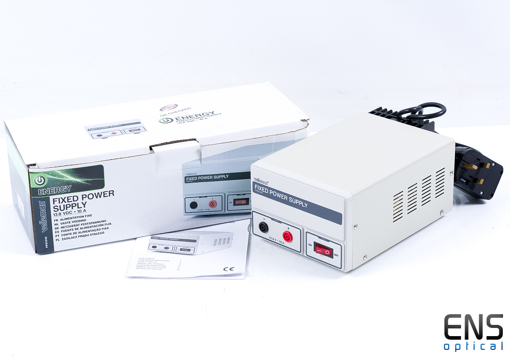 Velleman FPS1310 Fixed Power Supply 13.8vDc 10A