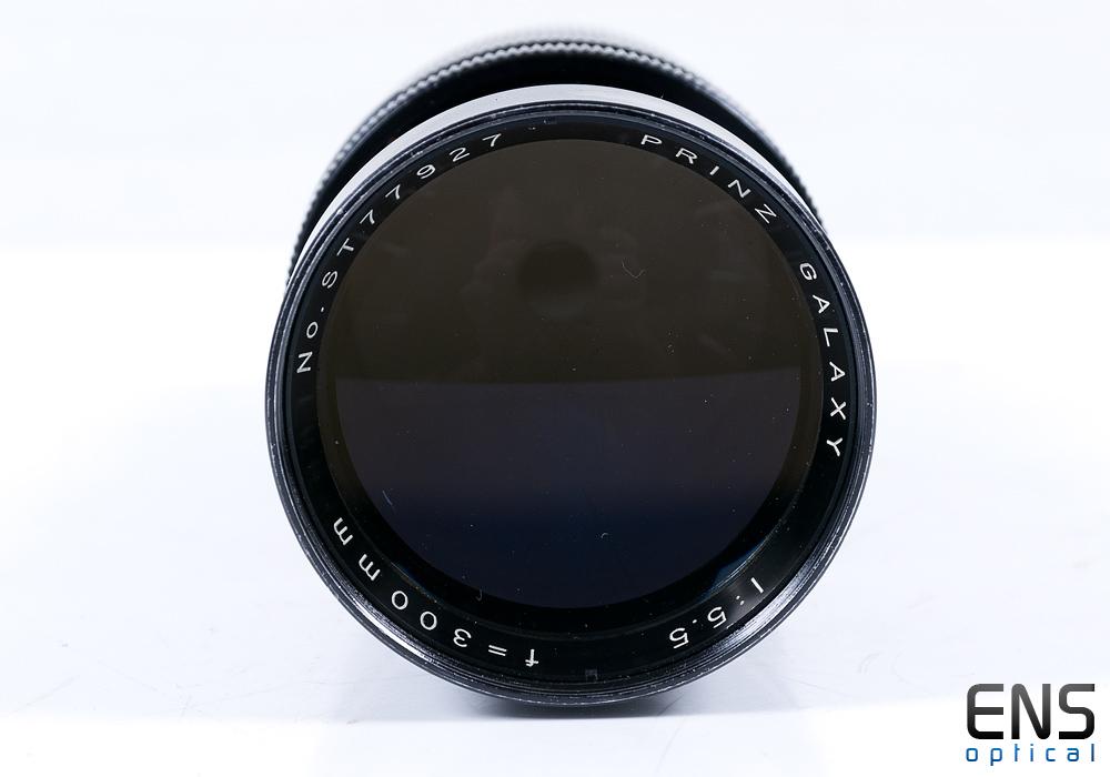 Prinz Galaxy 300mm f/5.5 Prime Telephoto Lens Pentax M42 - ST77927 JAPAN *READ*
