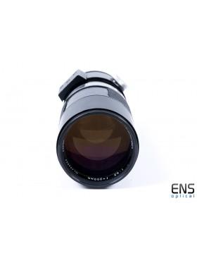 Tamron 200mm f/3.5 Adaptall-2 Auto Telephoto Lens BBAR MC - 434824 JAPAN