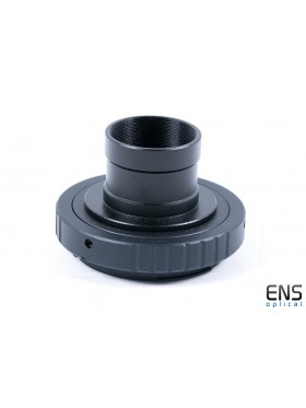 "1.25"" Nosepiece Adapter with Canon EOS T Ring"